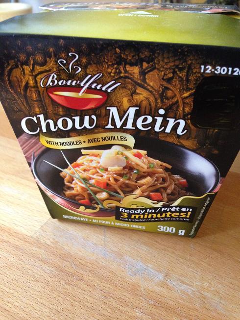 Le Chow Mein de Bowlfull!