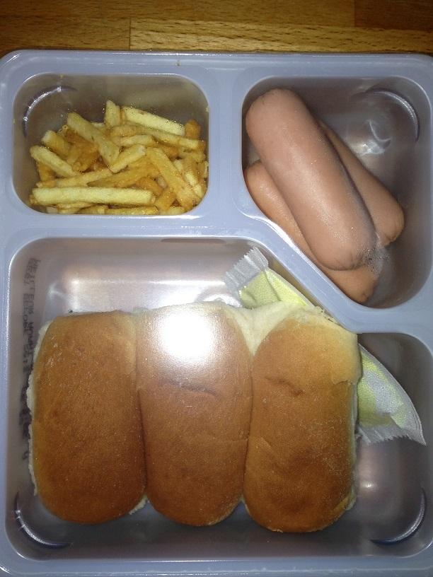 """Étape 1 : On sort le """"tray"""" de plastique du cartron!"""