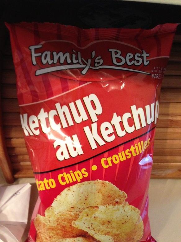 Ketchup... AU KETCHUP!?!