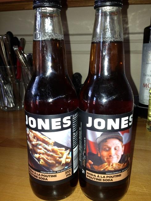 Y'a deux différentes couvertures comme les autres Soda Jones!