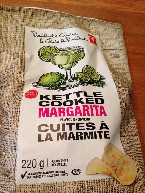 Du Bon Manger - chips margarita