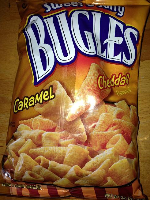 du bon manger - bugles sucré salé
