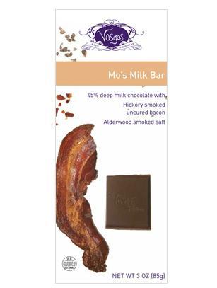 Chocolat au bacon? C'est beau, c'est beau, c'est beaaaaaaaaau!