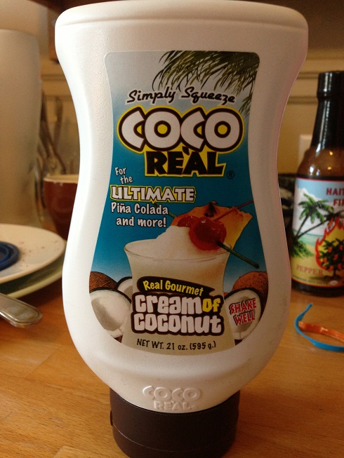 Coco Real - Cream of coconut