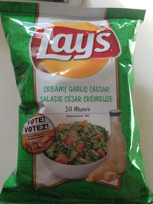 Du Bon Manger - Lays salade césar