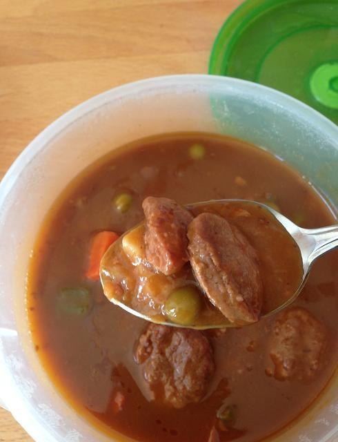 Du bon manger - chunky soupe 3