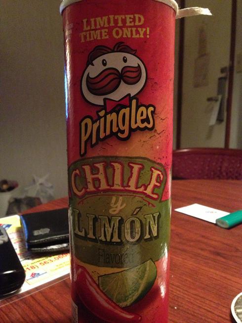 Du Bon Manger - Pringles chile y limon