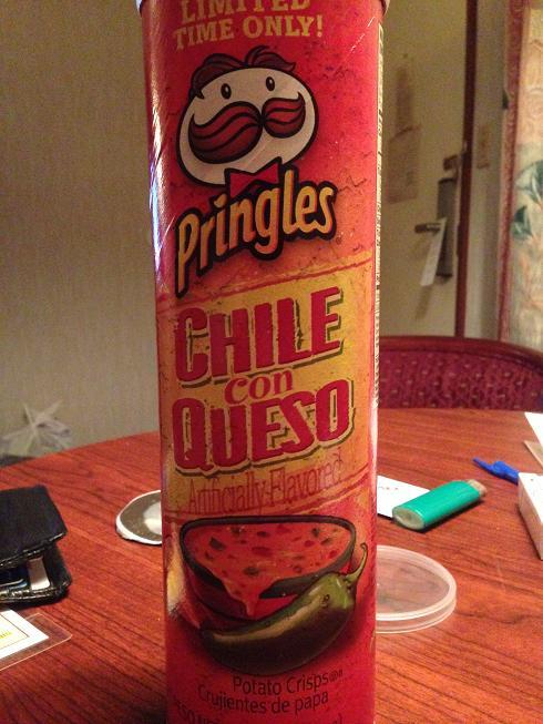 Du Bon Manger - Pringles chili con queso