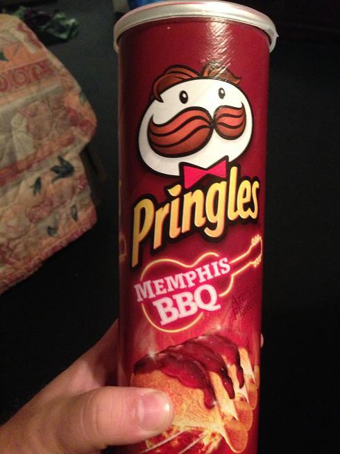 Du Bon Manger - Pringles memphis bbq