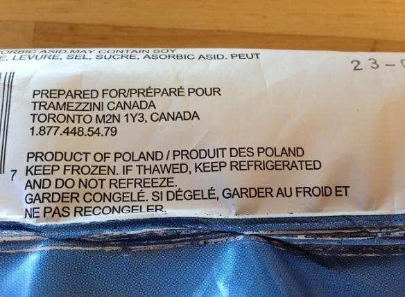 Je me demande si les Polande sont près de la Pologne?