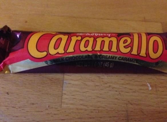 Du Bon manger - Caramello 1