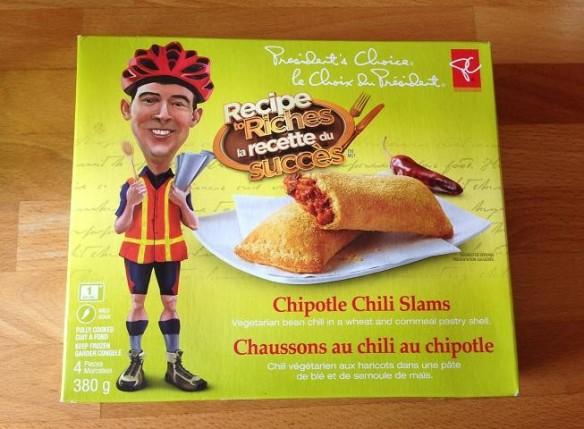 Du Bon Manger - Chausson au Chili Chipotle Choix du Président