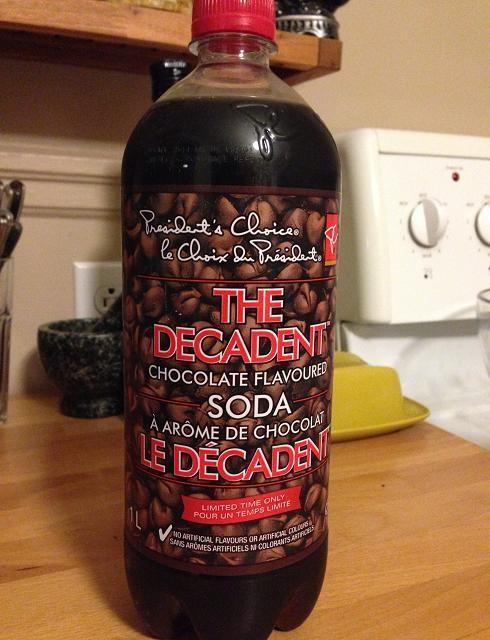 Du Bon Manger - Décadent soda 1