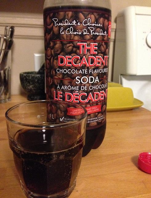 Du Bon Manger - Décadent soda 2