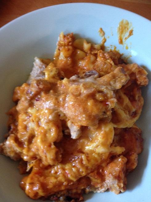 Du Bon manger - Lasagne poulet au beurre 5
