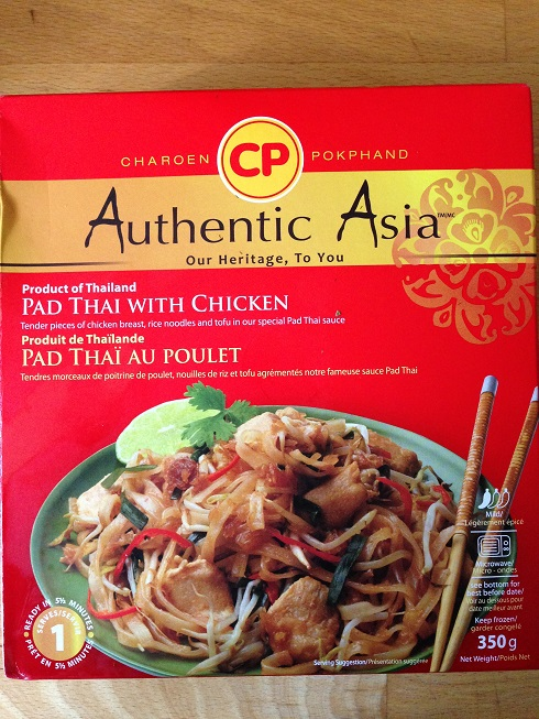 Le Pad Thaï de Authentic Asia!