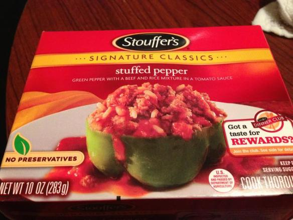 Du Bon Manger - Stuffed pepper 1