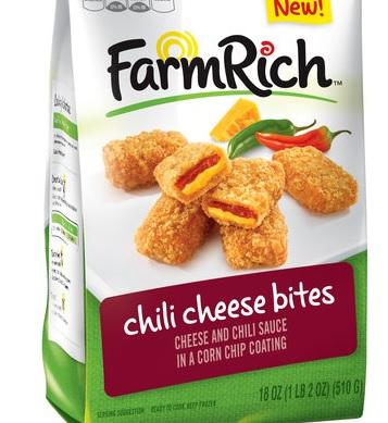 Du bon manger - Chili cheese bites