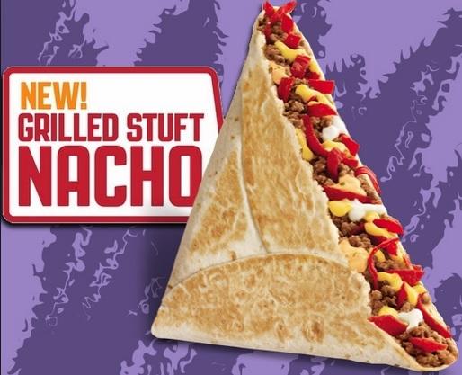 du bon manger - grilled stuft nacho