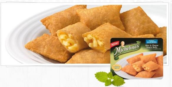 Du bon manger - Michelinas mac n cheese
