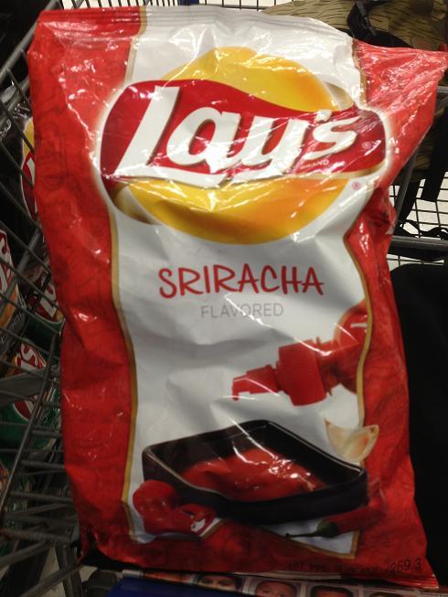 Du Bon Manger - chips Sriracha