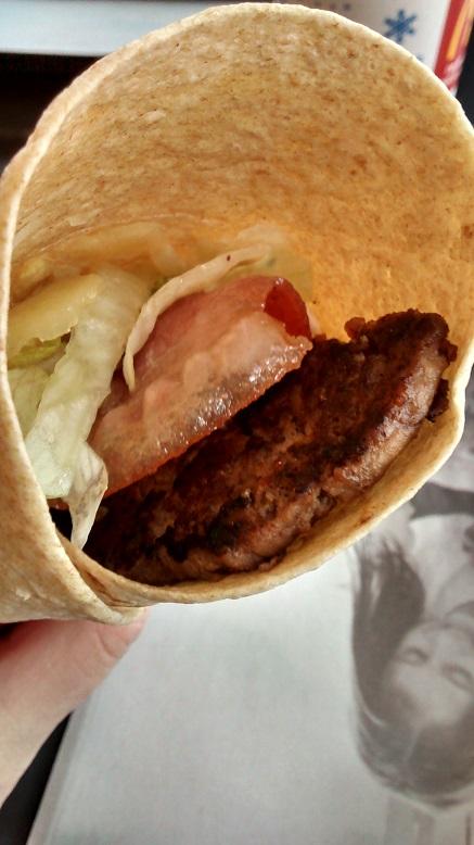 Du Bon Manger - Wrap steak césar