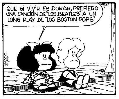 Du bon manger - Mafalda