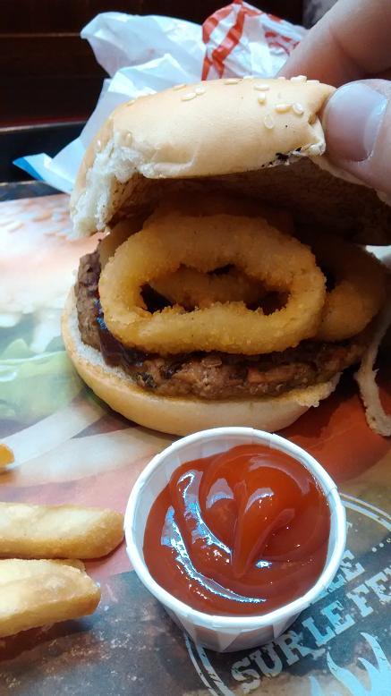 Du Bon Manger - Burger Rodéo 2