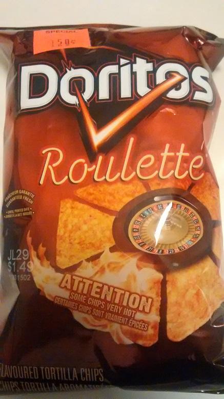 Du Bon Manger - doritos roulette