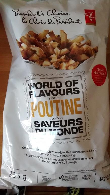 Du Bon Manger - poutine chips