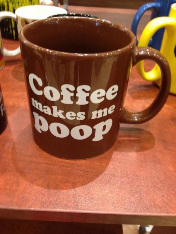 Du Bon Manger - Coffee poop