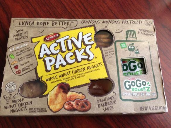 Du Bon Manger - Active packs 1