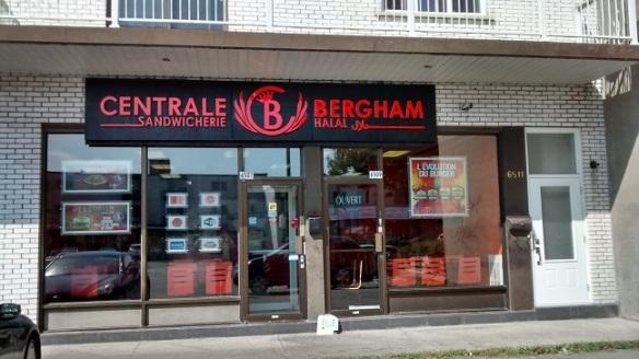 Du Bon Manger - Centrale Bergham