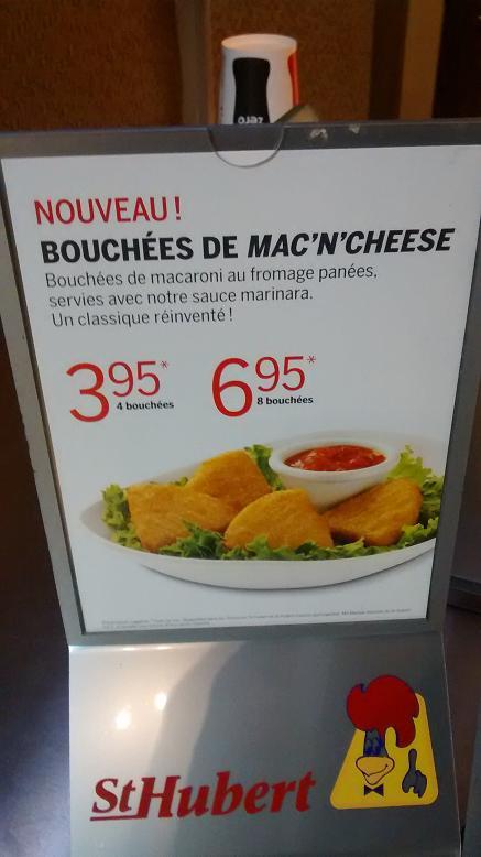 Du Bon Manger - Crocoroni 1
