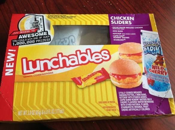 Du Bon Manger - Lunchables 1
