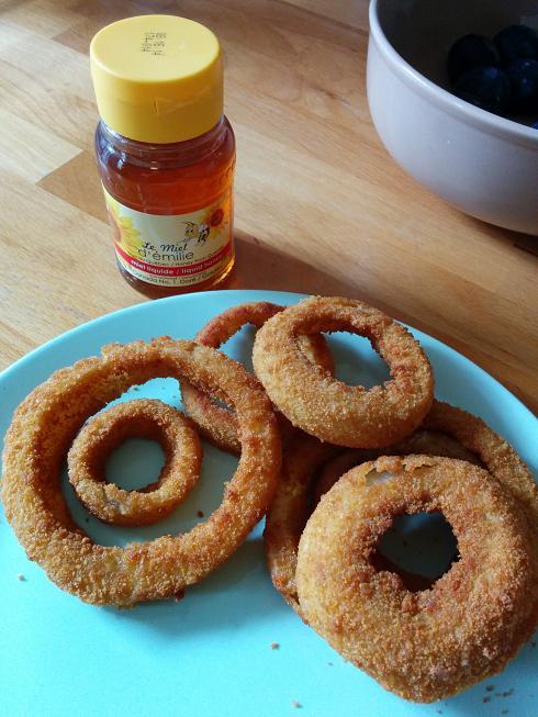 Du Bon Manger - Onion rings mccain 2