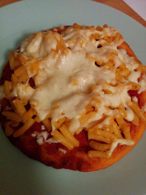 Du Bon Manger - Pizza au macaroni au fromage 5