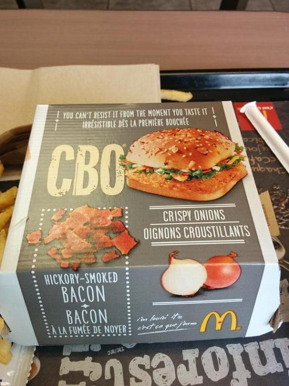 Du Bon Manger - CBO 2