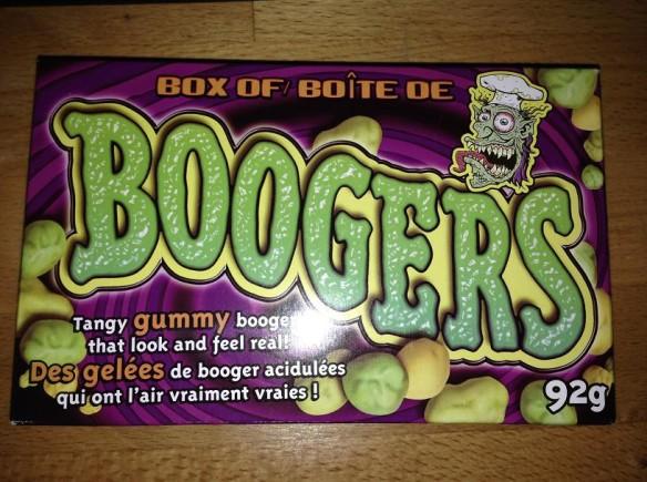 Du Bon Manger - Boogers