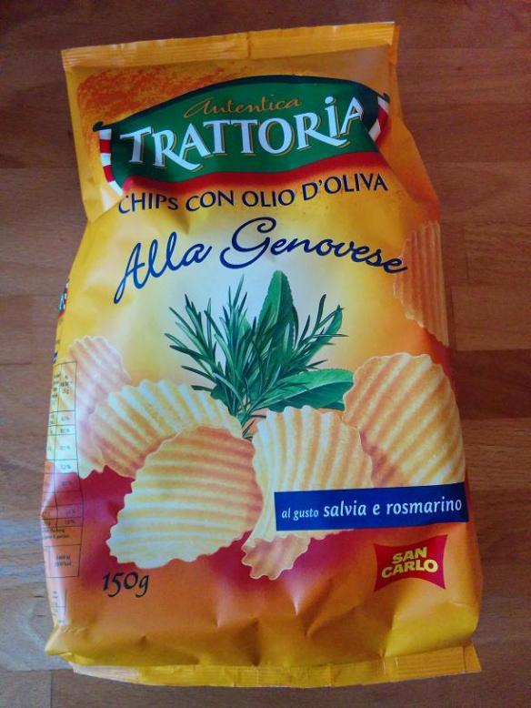 Du Bon Manger - Chips italiens
