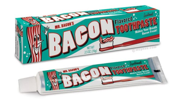 du bon manger - faux bacon à marde