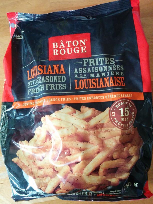 Du Bon Manger - Frites Bâton rouge