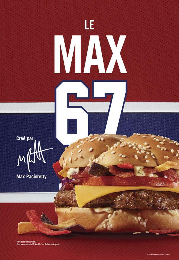 Du bon manger - Max 67