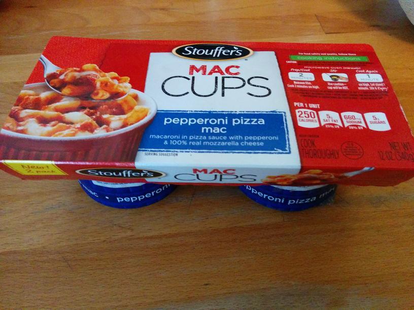 Du Bon Manger - Mac cups 2