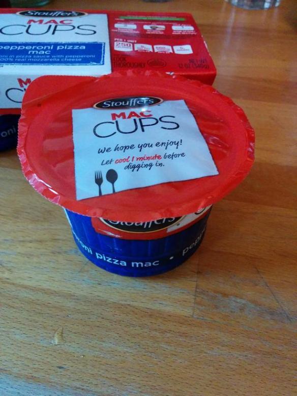 Du Bon Manger - Mac cups 3