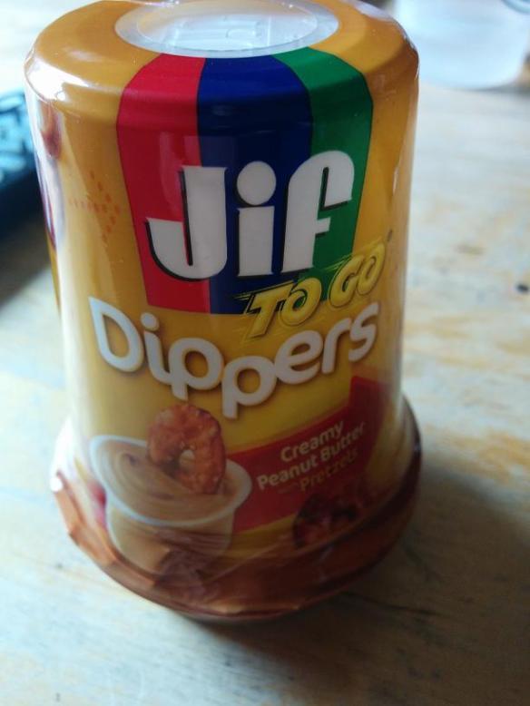 Du Bon Manger - Jif dippers to go