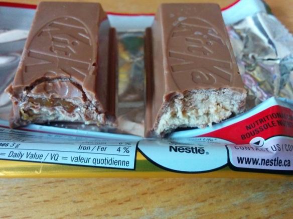 Du Bon Manger - Kit Kat Double Caramel 2