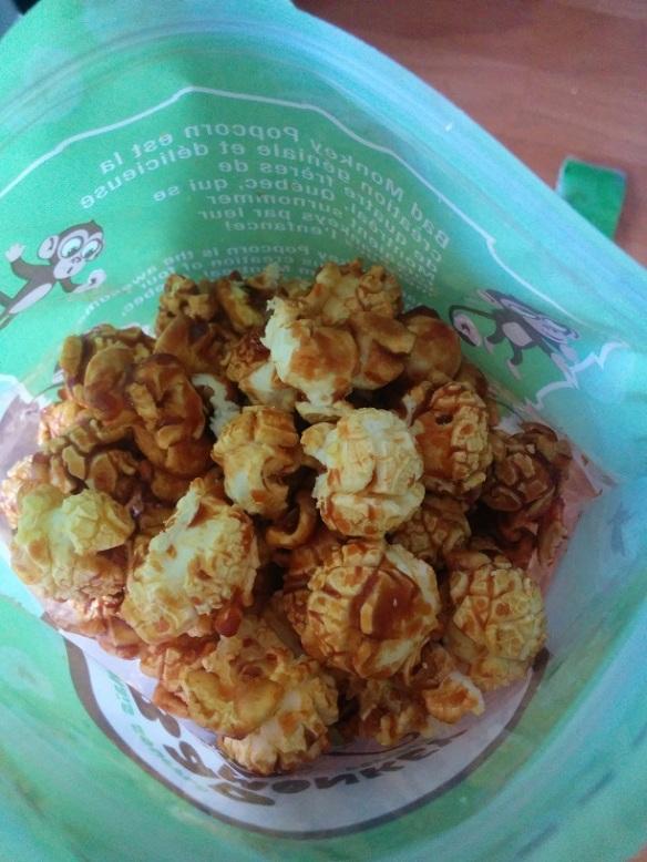 Du Bon Manger - Popcorn Caramel Bad Monkey 2