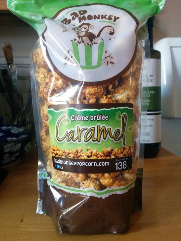 Du Bon Manger - Popcorn Caramel Bad Monkey