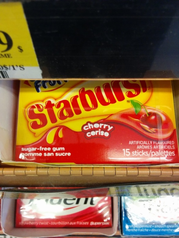 Du Bon Manger - Starbust San sucre